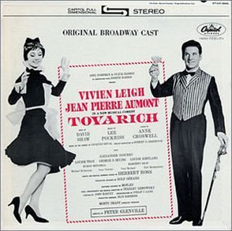 Tovarich (musical) - Original Cast Recording
