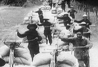 Viet Cong and Vietnam People's Army logistics and equipment -  Trailporters