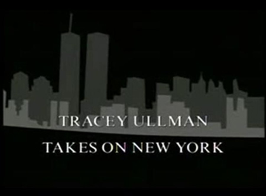 Tracey Ullman Takes on New York