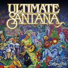 Ultimate Santana Tab Book