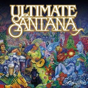 Ultimate Santana - Image: Ultimate Santana cd