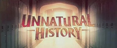 Picture of a TV show: Unnatural History