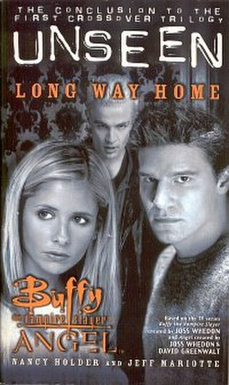 Unseen (Buffy/Angel novel) - First edition cover