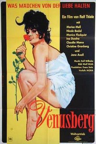 Venusberg (film) - Image: Venusberg (film)