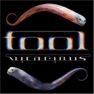 Vicarious (song) - Image: Vicarious Single 1