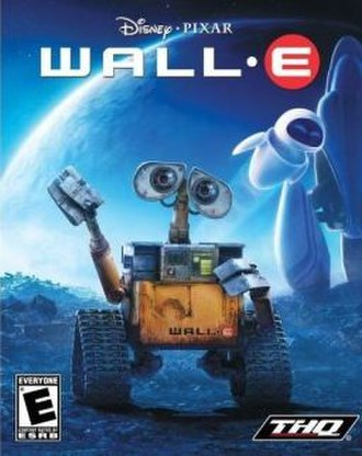 WALL-E (video game) - North American cover art
