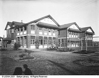 Wesley College (Western Australia) - Wesley College in 1926