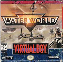 Waterworld for Virtual Boy