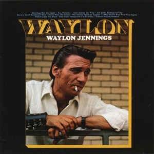 Waylon (album) - Image: Waylon waylon
