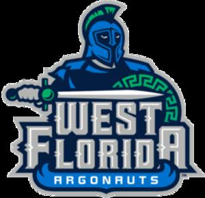 West Florida Argonauts - Image: West Florida Argos logo