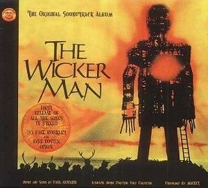 The Wicker Man (soundtrack) - Image: Wickermansoundtrack