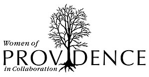 Women of Providence in Collaboration - Image: Women Of Providence In Collaboration Logo