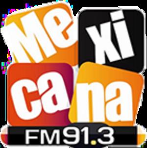 XHPLA-FM - Image: XHPLA La Mexicana 91.3 logo