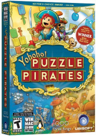 Picture of a game: Puzzle Pirates