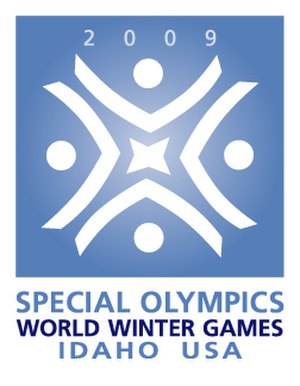 2009 Special Olympics World Winter Games - Image: 2009 Special Olympics World Winter Games logo