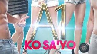 <i>A1 Ko Sa Yo</i> 2016 Philippine television series