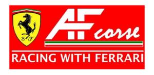 AF Corse - Image: AF corse logo