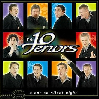 A Not So Silent Night - Image: A Night So Silent Night (AU) by The Ten Tenors
