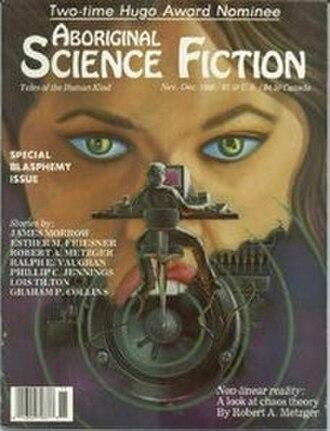 Aboriginal Science Fiction - Image: Aboriginal SF
