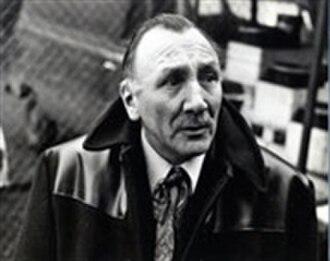 Jack Woolgar - Spotlight photo, 1969