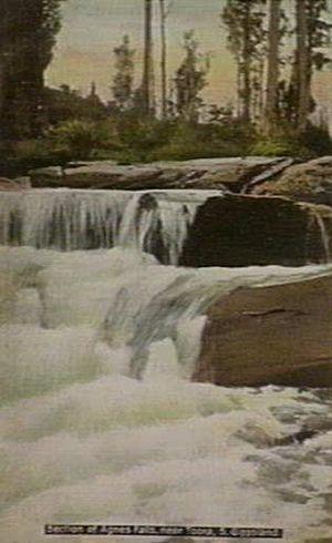 Toora, Victoria - Agnes Falls, near Toora