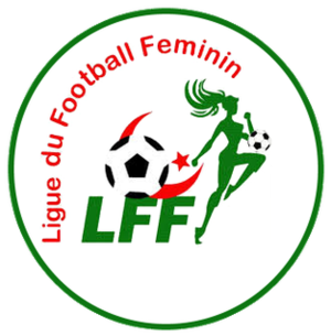 Algerian Women's Championship - Image: Algeria LFF (logo)