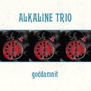 Goddamnit - Image: Alkaline Trio Goddamnit redux cover
