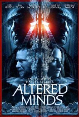 Altered Minds - Theatrical release poster