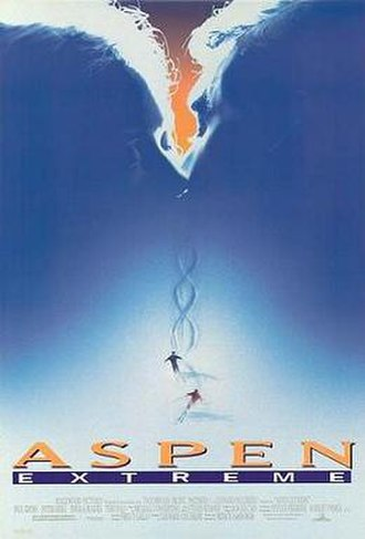 Aspen Extreme - Theatrical release poster