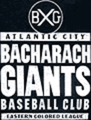 Bacharach Giants - Image: Atlantic City Bacharach Giants Logo