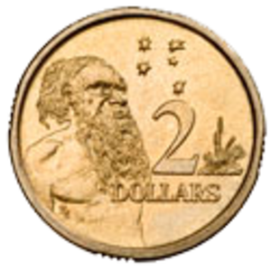 Australian two-dollar coin