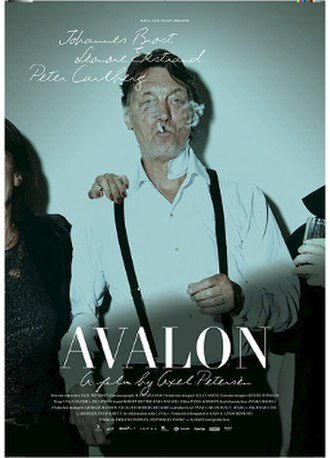 Avalon (2011 film) - Image: Avalon 2011 poster