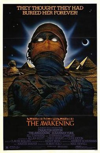 The Awakening (1980 film) - Theatrical release poster