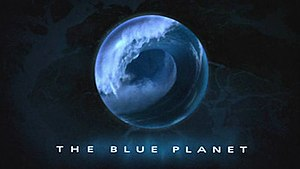 The Blue Planet - Series title card from UK broadcast