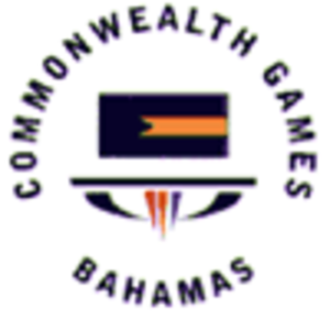 Bahamas at the 2006 Commonwealth Games - The Official Logo of the Bahamas Commonwealth Games Association