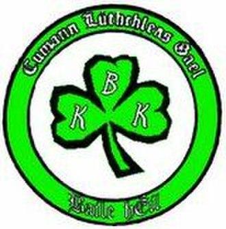Ballyhale Shamrocks GAA - Image: Ballyhale Shamrocks GAA Crest