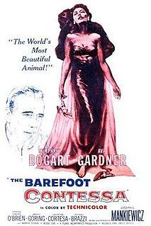 <i>The Barefoot Contessa</i> 1954 film by Joseph L. Mankiewicz