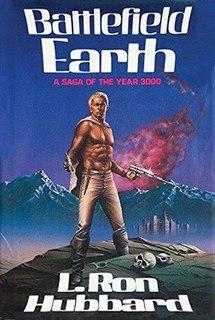 <i>Battlefield Earth</i> (novel) novel by L. Ron Hubbard
