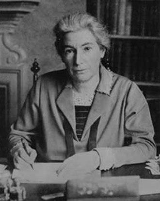 Beatrice Edgell - Edgell in 1927