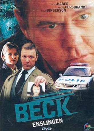 Beck – Enslingen - Swedish DVD cover