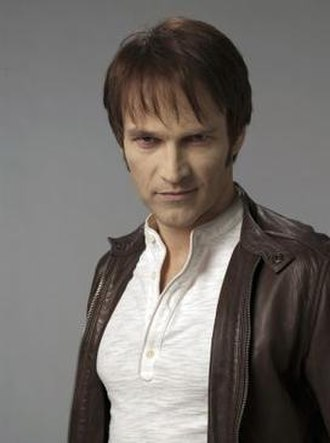 Bill Compton (The Southern Vampire Mysteries) - Stephen Moyer as Bill Compton in True Blood, the television adaptation of The Southern Vampire Mysteries.
