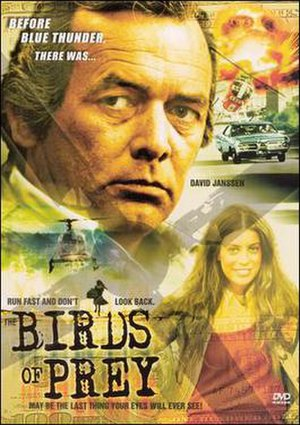 Birds of Prey (1973 film) - Image: Birds of Prey movie poster