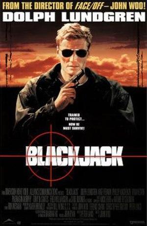 Blackjack (1998 film) - Official film poster