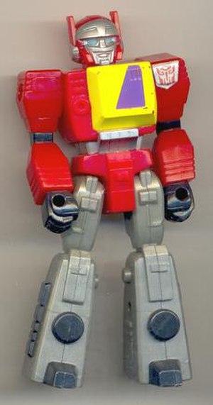 Blaster (Transformers) - Action Master Blaster toy