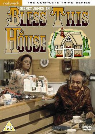 Bless This House (UK TV series) - Cover of complete third series DVD