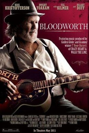 Bloodworth - Theatrical release poster