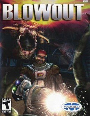 BlowOut - Image: Blow Out Coverart