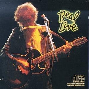 Real Live - Image: Bob Dylan Real Live