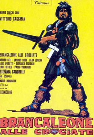 Brancaleone at the Crusades - Image: Brancaleone alle Crociate