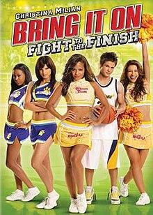 Ekiss dvd cheer girl idea